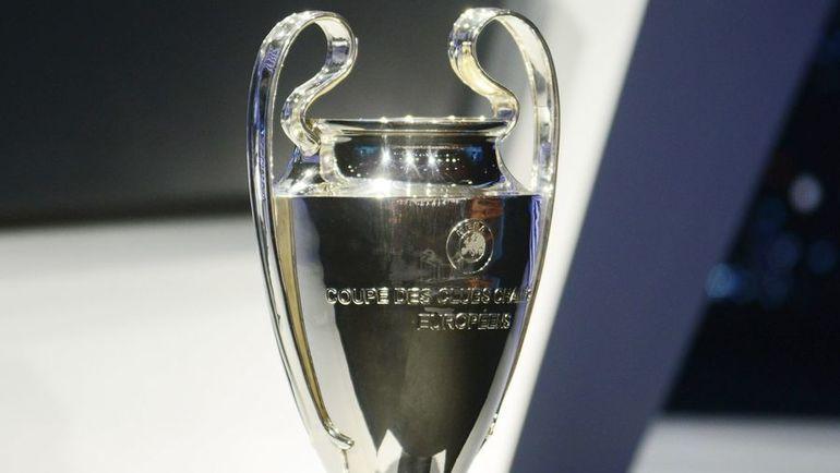 Кубок чемпионов. Фото Reuters