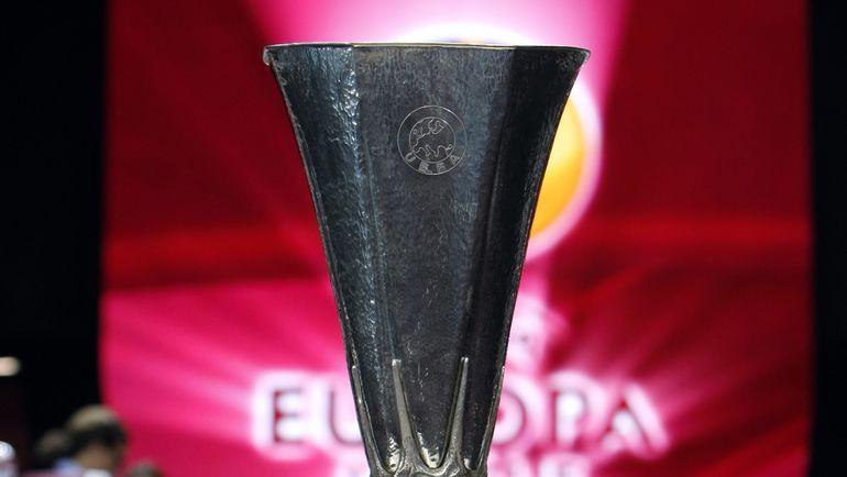 Кубок Лиги Европы. Фото Reuters