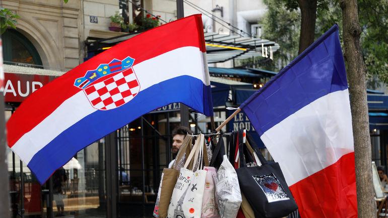 Хорватия или Франция: кто победит в финале ЧМ-2018? Фото REUTERS