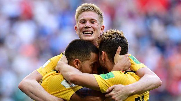 Бельгия - Англия - 2:0. Чемпионат мира, 14 июля 2018, комментарий