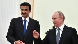 Владимир Путин уверен, что Катар справится с проведением ЧМ-2022