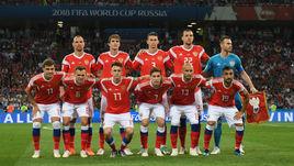 Сборная России заняла восьмое место на домашнем ЧМ-2018.