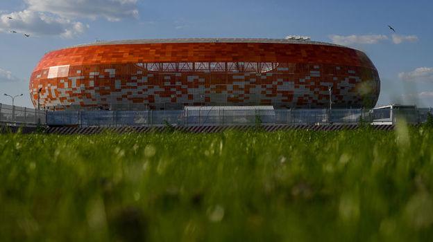 Чемпионат мира в действии: 26 тысяч на ФНЛ в Саранске