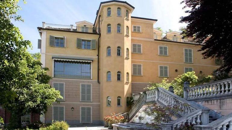 Дом Роналду в Турине. Фото Clarin