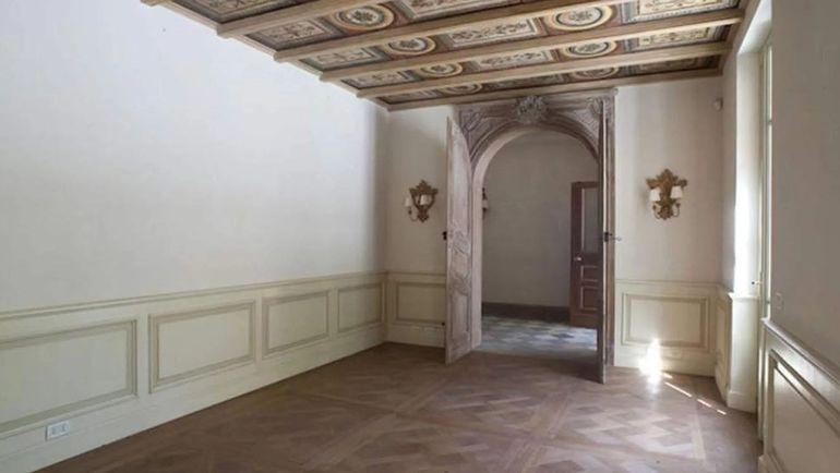 Интерьеры в доме Роналду в Турине. Фото Clarin