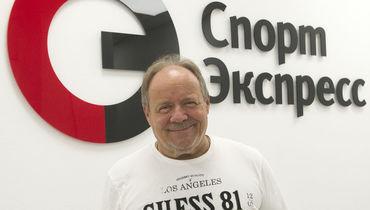 Алексей МАКЛАКОВ. Фото Федор УСПЕНСКИЙ, «СЭ»