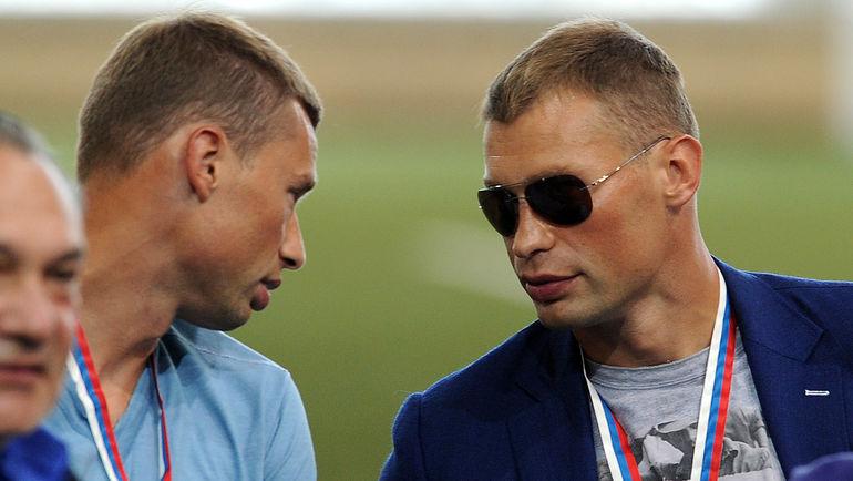 Алексей (слева) и Василий БЕРЕЗУЦКИЕ. Фото Алексей ИВАНОВ