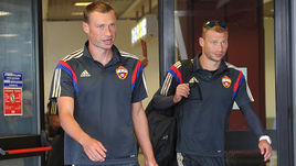 Василий (справа) и Алексей БЕРЕЗУЦКИЕ.