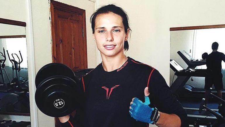 Екатерина АНАНЬИНА. Фото Инстаграм
