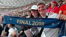 Финал Франция - Хорватия. Михаил ТОЛКОВ.