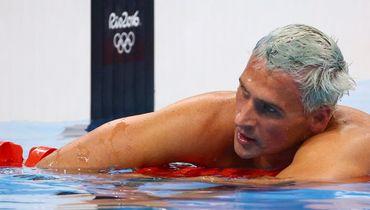 Шестикратный олимпийский чемпион Лохте дисквалифицирован за допинг