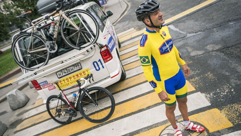 Участники проедут на велосипедах вдоль Транссибирской магистрали, а общая протяженность маршрута составит 9 100 км.