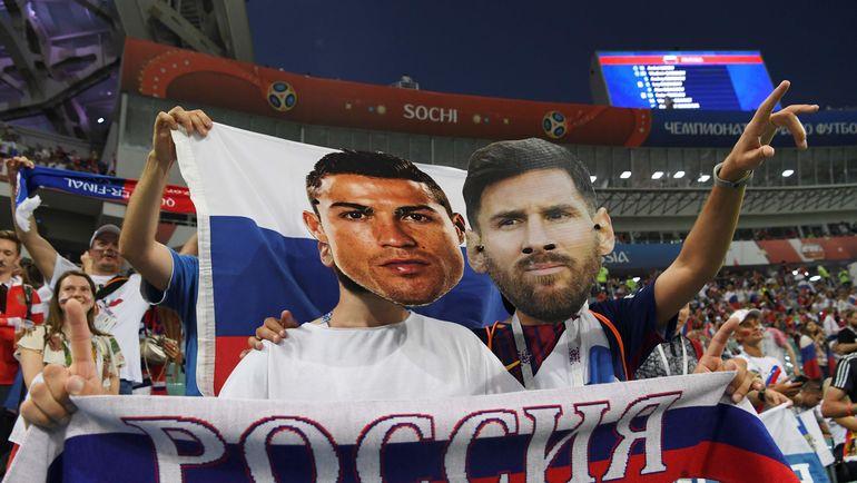 ЧМ-2018 подарил миру новых героев, но Криштиану Роналду и Лионель Месси все равно остаются в топ-10. Фото AFP