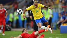 НЕЙМАР не вошел в топ-10 лучших игроков 2018 года по версии ФИФА.