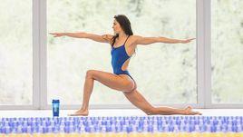 Венгерская пловчиха Якабош шикарна до безумия. Посмотрите на ее идеальный пресс