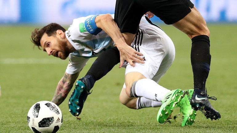 Аргентинец Лионель МЕССИ. Фото AFP