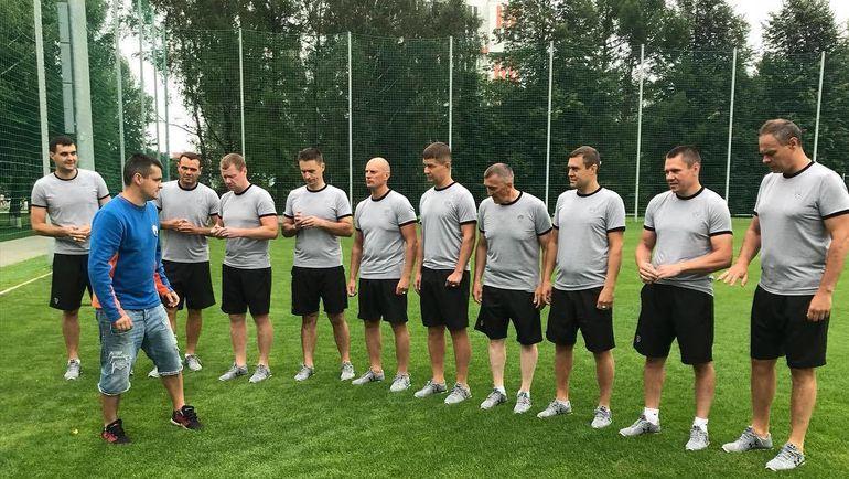 Гранатометчик, браток и партнер Овечкина. Кто они – судьи КХЛ?