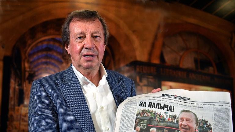 "Юрий СЕМИН. Фото Александр ФЕДОРОВ, ""СЭ"""
