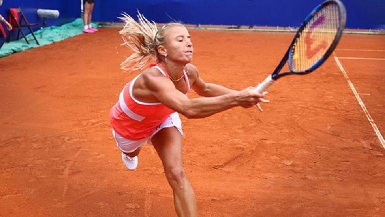 Теннисистка из Крыма Ивахненко покоряет Москву. Раскаленная подборка