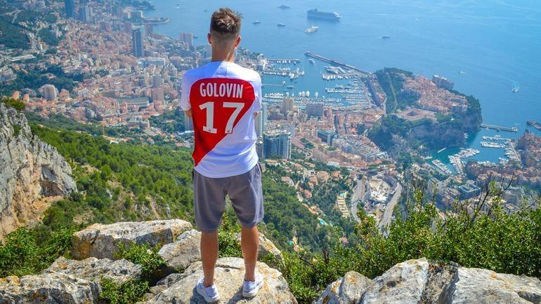 """Александр ГОЛОВИН - в """"Монако"""". Фото asmonaco.com"""