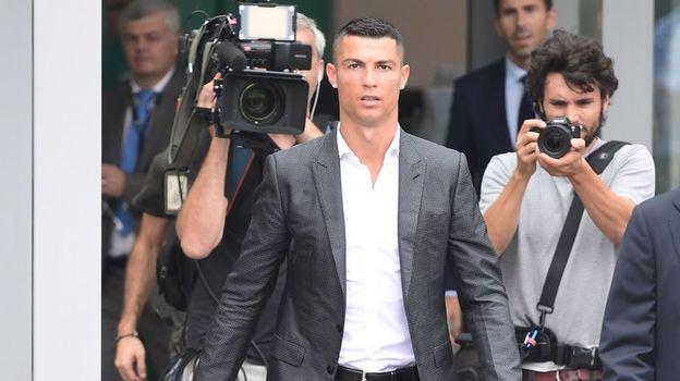 Приговор Роналду: два года тюрьмы и штраф 19 миллионов евро