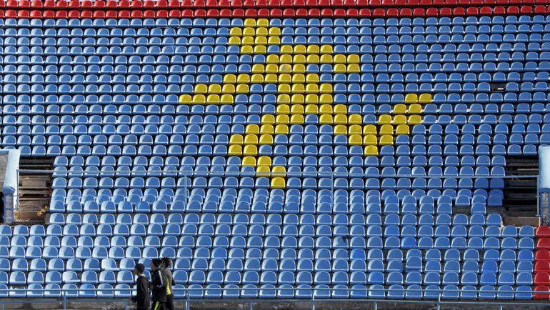 Пронесло! Наши легкоатлеты избежали полной дисквалификации. Фото REUTERS