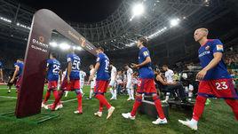 Гончаренко на седьмом небе.  ЦСКА в 7-й раз выиграл Суперкубок России