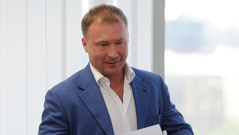 Игорь ЛЕБЕДЕВ. Фото Алексей ИВАНОВ