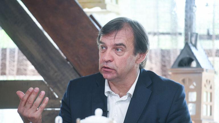 "Александр БОРОДЮК. Фото Дарья ИСАЕВА, ""СЭ"""