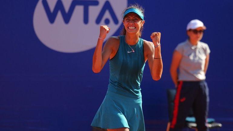 Ольга ДАНИЛОВИЧ. Фото WTA