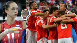 Екатерина ГАМОВА не поняла, почему выход футбольной сборной России в четвертьфинал чемпионата мира-2018 стал поводом для Минспорта отметить игроков званиями ЗМС.
