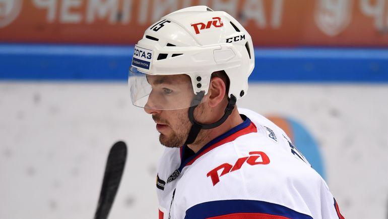 Брэндон КОЗУН. Фото Юрий КУЗЬМИН, photo.khl.ru