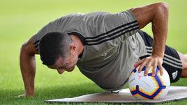Как Криштиану Роналду вкалывает на тренировках