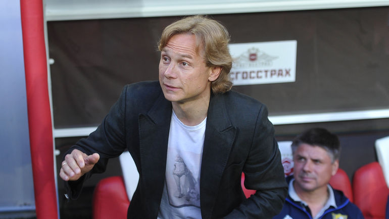 "Валерий КАРПИН. Фото Федор УСПЕНСКИЙ, ""СЭ"""