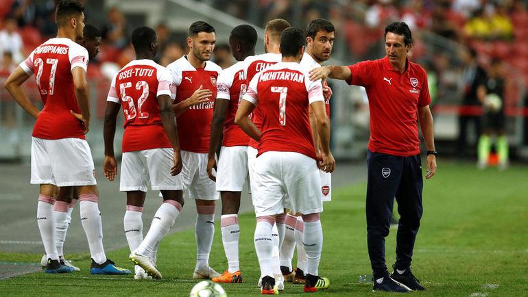 """Что ждет """"Арсенал"""" в новом сезоне - первом без Арсена Венгера? Фото Reuters"""