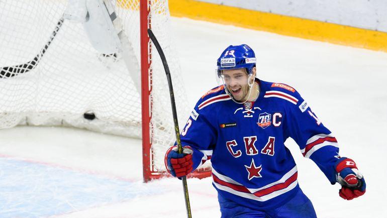 Павел ДАЦЮК. Фото photo.khl.ru