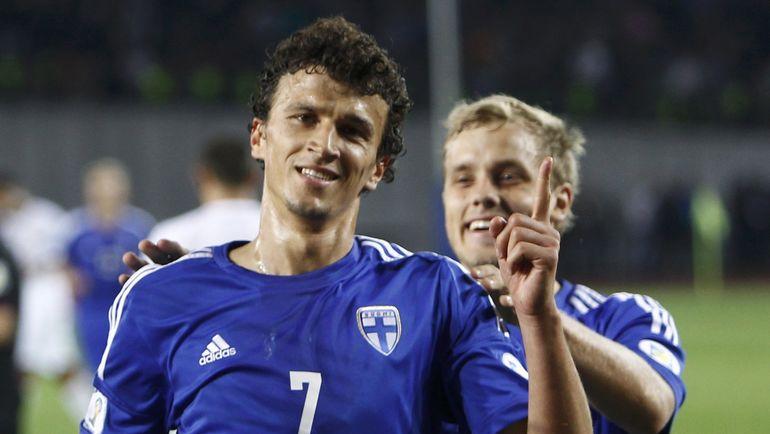Роман ЕРЕМЕНКО (слева). Фото REUTERS