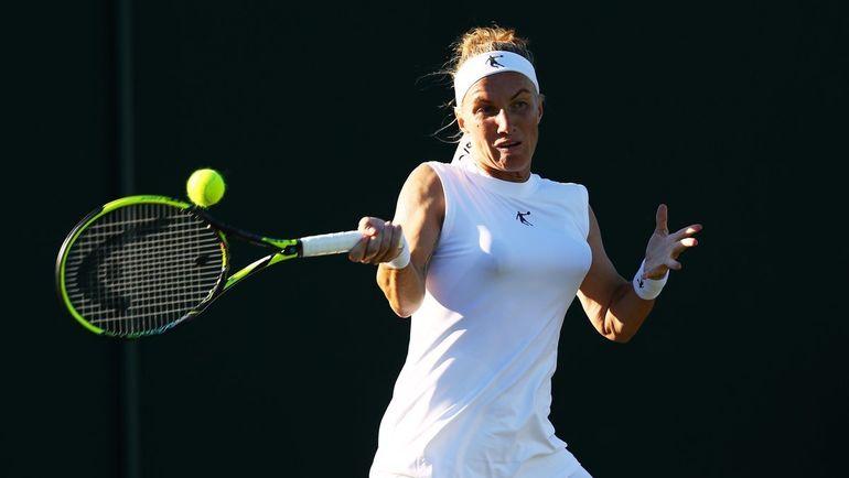 Светлана КУЗНЕЦОВА - победительница турнира в Вашингтоне. Фото twitter.com/WTA