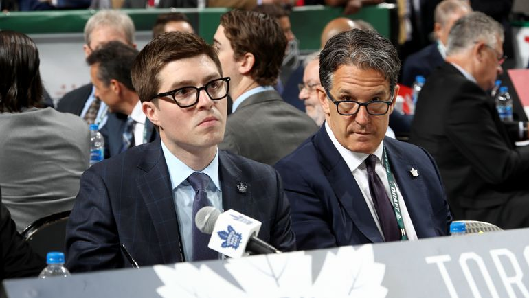 Кайл ДУБАС (слева) и Брендан ШЭНАХЭН. Фото AFP