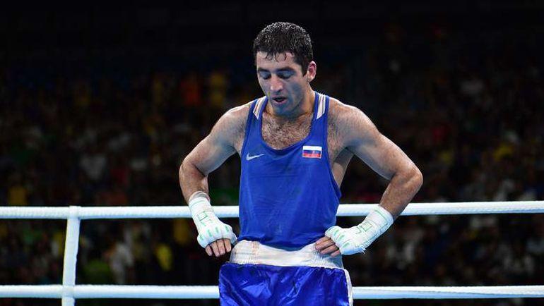 Миша АЛОЯН. Фото AFP