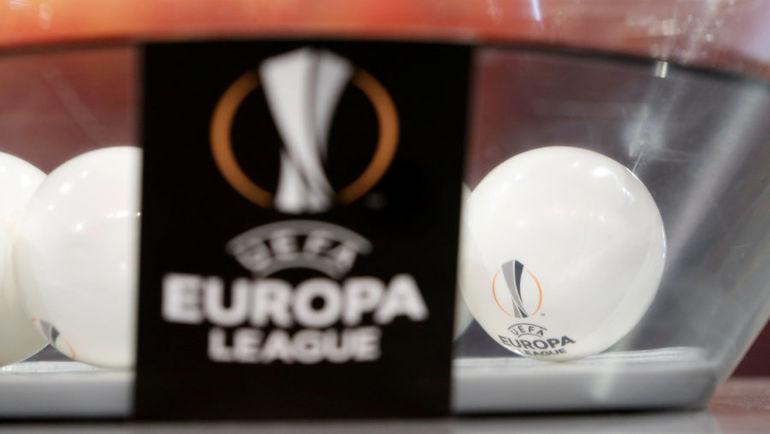 Жеребьевка Лиги Европы. Фото REUTERS