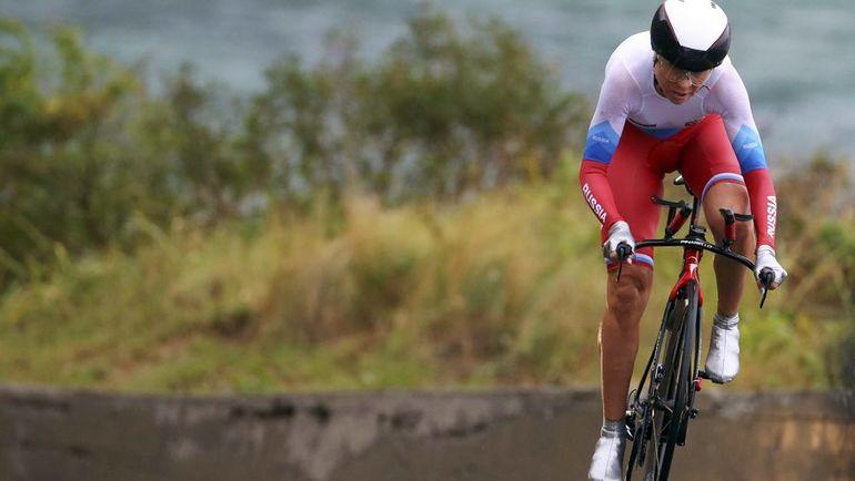 Ольга ЗАБЕЛИНСКАЯ на Олимпиаде в Рио-де-Жанейро-2016. Фото REUTERS