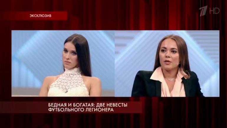 Анна Багаева и Дарья Данилина.