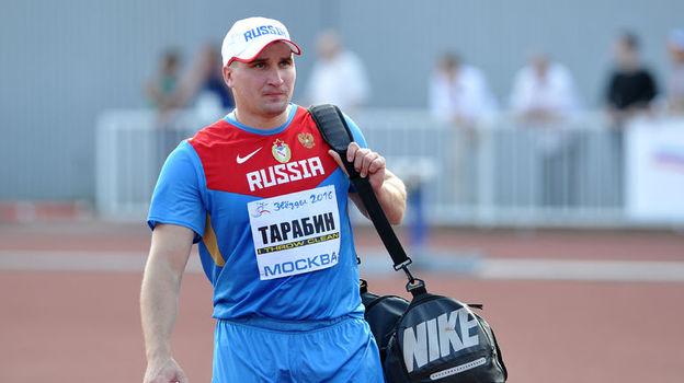 Дмитрий ТАРАБИН. Фото Алексей ИВАНОВ
