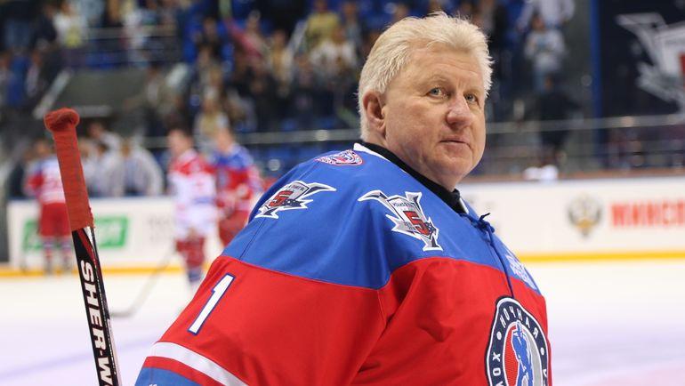 Владимир МЫШКИН. Фото photo.khl.ru