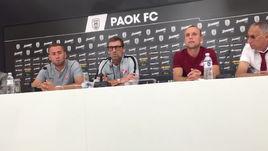 Карреру спросили о Еременко перед матчем с ПАОК