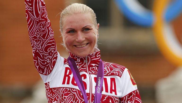 Ольга ЗАБЕЛИНСКАЯ. Фото REUTERS