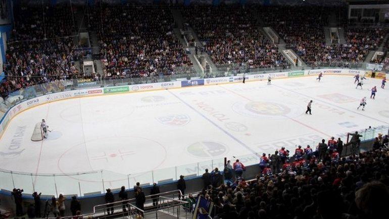 """Арена в Балашихе, на которой будет играть """"Авангард"""". Фото icebal.ru"""