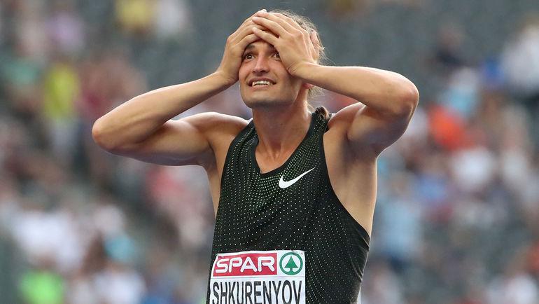 Шкуренев принес России первую медаль. А немец льет на него грязь