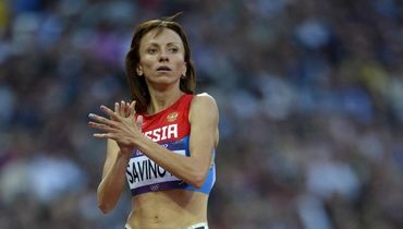 Мария Савинова-Фарносова: